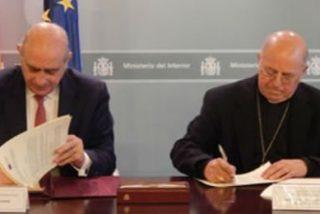 El Gobierno abre a la Iglesia la puerta de los CIEs