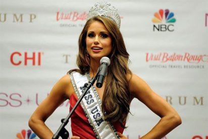 [Vídeo] La maciza Miss EEUU está 'fofa' en cultura: ¡No sabe la capital del estado al que representa!