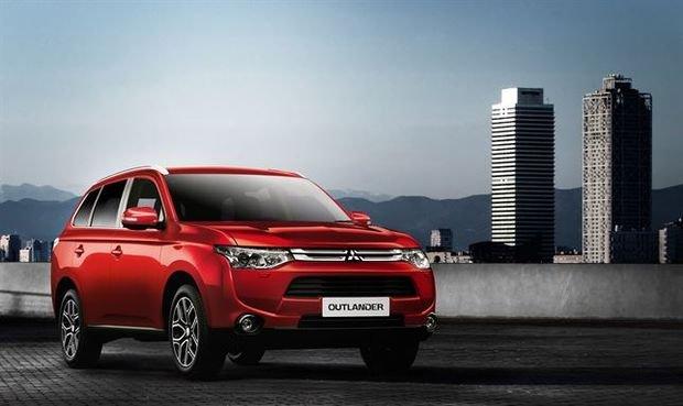 Mitsubishi Outlander D Motion, tracción delantera para urbanitas
