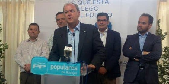 """Monago: """"Conocer Extremadura es la obligación de cualquier dirigente que quiera gobernar bien a su región"""""""