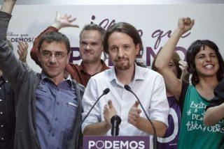 Militantes de Podemos denuncian falta de democracia interna y se enfrentan con Monedero