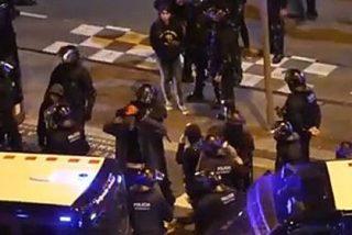 Espadaler defiende el sistema de identificación que usaron los Mossos en la protesta de Can Vies