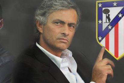 Mourinho da un palo al Atlético de Madrid con dos de sus futbolistas