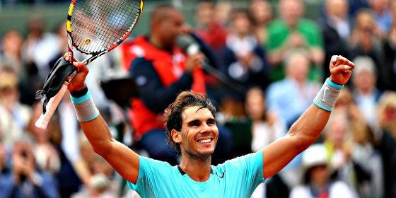 Tras barrer a Murray, solo Djokovic se interpone en el noveno Roland Garros de Nadal