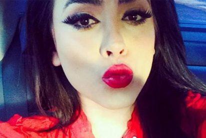 La 'narco sexy' se chotea de todos desde Twitter y nos pone los dientes largos