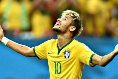 Neymar es el nuevo 'O Rei' de un Brasil que goleó a Camerún (4-1) y saca pecho