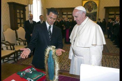 El Papa acepta la invitación de Peña Nieto a visitar México, sin precisar fecha