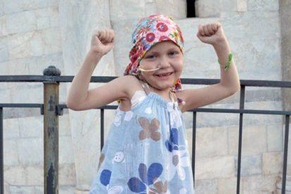 Se cura una niña a la que le quedaban días de vida por un cáncer terminal