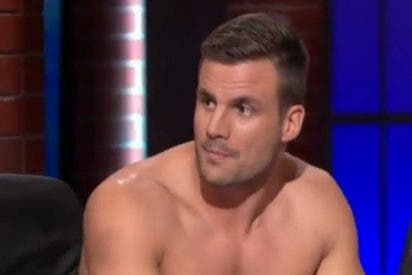 El vídeo del exjugador de rugby que presenta las noticias completamente desnudo en Australia