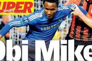 Obi Mikel se ofrece al Valencia