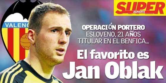 El Valencia le quiere quitar el portero al Atlético y Real Madrid