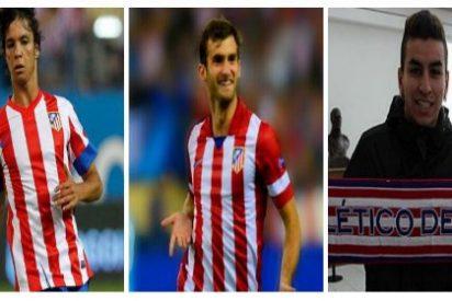 El Rayo quiere tres cesiones del Atlético