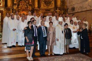 Los dehonianos celebran la ordenación sacerdotal de dos religiosos de la Congregación