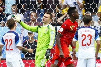 Gol de oro de Origi para meter a Bélgica en octavos
