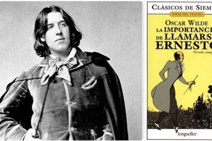 Un libro dedicado por Oscar Wilde alcanza los 69.000 euros en una subasta en Londres