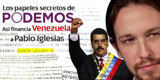 El tinglado bolivariano de Pablo Iglesias: Venezuela destinó 3,7 millones a su fundación para traer el chavismo a España