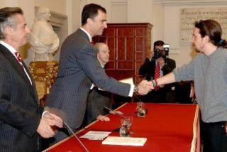 Pablo Iglesias, 'azote de la casta', dice que le llevaron 'obligado' a recibir los 15.473 € que le dio Miguel Blesa