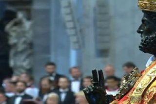 """Francisco: """"El Señor nos libera de todas las cadenas, para que podamos ser verdaderamente libres"""""""