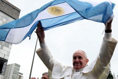 El jefe de protocolo vive el Mundial junto al Papa