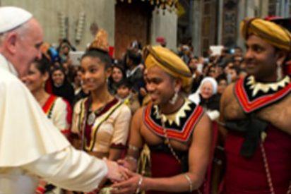 Francisco viajará a Sri Lanka y Filipinas del 13 al 15 de enero de 2015