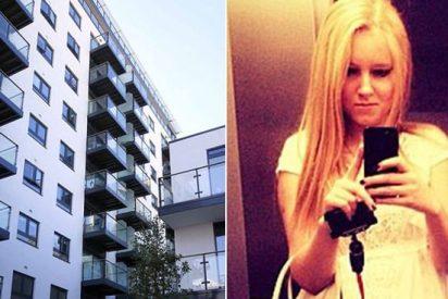 Mueren aplastados al caer desde un sexto piso mientras practicaban sexo en el balcón