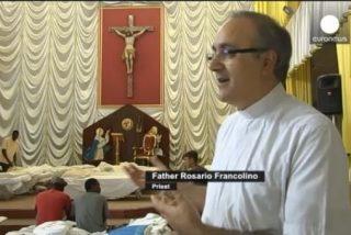 Iglesia de Palermo abre sus puertas para acoger a 700 inmigrantes