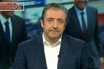 Las críticas de Pedrerol a Del Bosque por las que Clemente le ha insultado