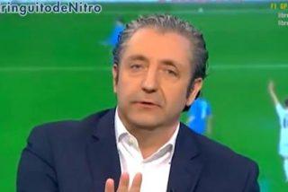 """Josep Pedrerol: """"Benzema ha conseguido frenar el fichaje de Luis Suárez"""""""