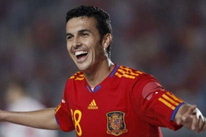 Liverpool y Arsenal quieren a Pedro