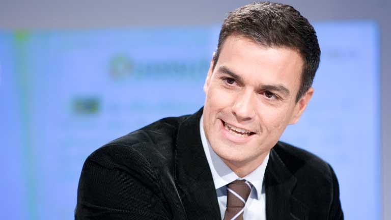 Pedro Sánchez ganó a Eduardo Madina en 12 autonomías y arrasó en Andalucía