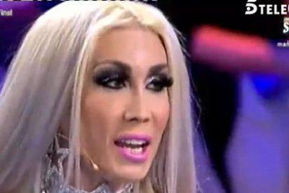 El canto del cisne de 'SV2014': Pelopony lo enseña absolutamente todo y Oriana es expulsada a gritos