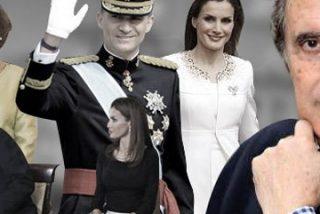"""Jaime Peñafiel: """"Letizia ha tenido que soportar la humillación de que Juan Carlos I la ignorara totalmente"""""""