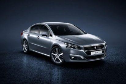Peugeot 508 2014, aumento de clase y carácter