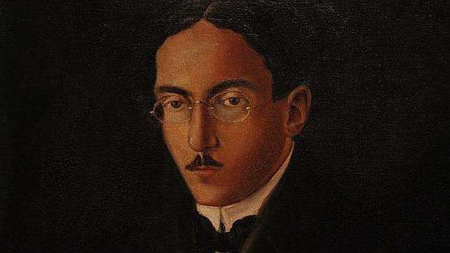 Una exposición en la Biblioteca Nacional muestra la relación de Fernando Pessoa con España
