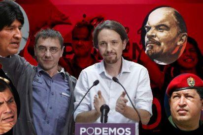 """El chavismo mediático jalea a 'Podemos' : """"Vamos ahora a por España"""""""