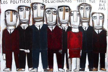 Solo uno de cada veinte gallegos mayores de edad milita en un partido político
