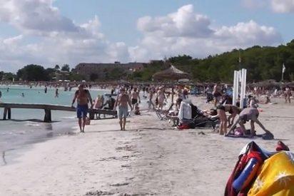 Muere un chico de 13 años en la playa de Alcúdia por el 'fuerte abrazo' de un amigo