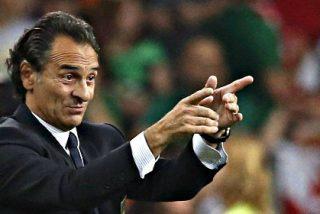 Dimite el seleccionador de Italia tras caer eliminada