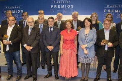 EXPANSION e IFEMA entregan los X Premios Pyme a las empresas españolas más destacadas