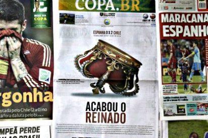 La Selección Española, alias 'La Roja', se descompone tras el fracaso estrepitoso en Brasil