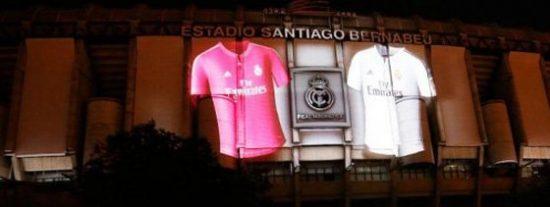 """Santi Duque: """"La presentación de la camiseta del Real Madrid ha sido mágica"""""""