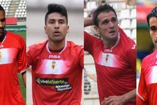 Julio Velázquez podría traerse a cuatro de sus futbolistas al Betis