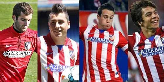 El Getafe también quiere a 4 futbolistas del Atlético