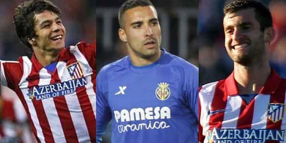 El Villarreal ya conoce el precio de Oliver Torres, Baptistao y Asenjo