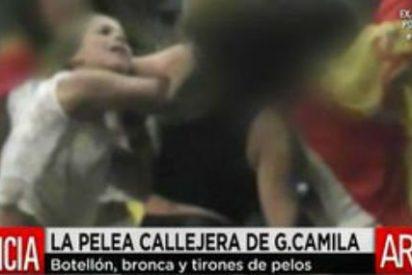 El sobrecogedor vídeo de la pelea callejera de la hija de Ortega Cano: ¿ha sido todo una trampa?