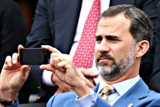 El sorprendente 'club' de los que susurran en la oreja de Felipe VI: De Iñaki Gabilondo a Emilio Botín