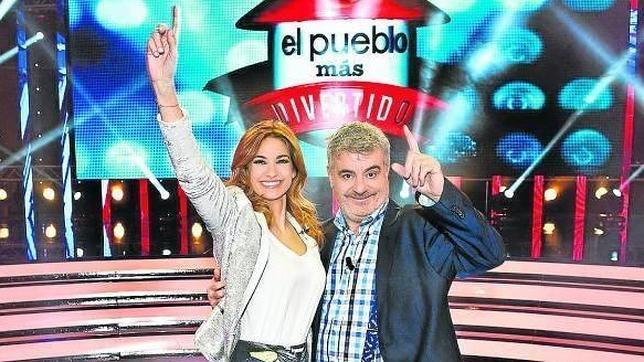 Lo que Mariló Montero gana por cada gala de 'El pueblo más divertido' no es de risa