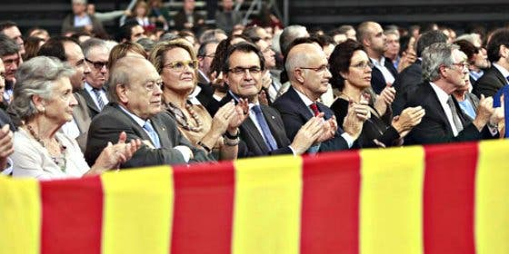 CiU maneja un calendario oculto para el camino de la secesión de Cataluña