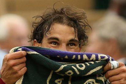 Rafa Nadal se crece ante Kukushkin, remonta un set y pasa a octavos de Wimbledon