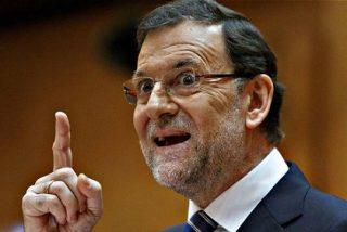 """Mariano Rajoy a Artur Mas: """"Si hay un choque de trenes es porque alguno va por la vía equivocada"""""""